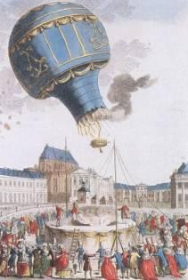 Die Geschichte Der Heißluftballone
